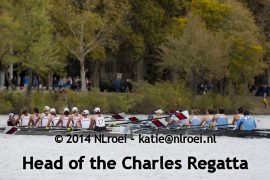 Laga wint Head of the Charles in Boston
