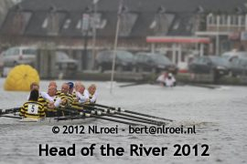 Voorbeschouwing Head of the River: mannen mijden de Amstel