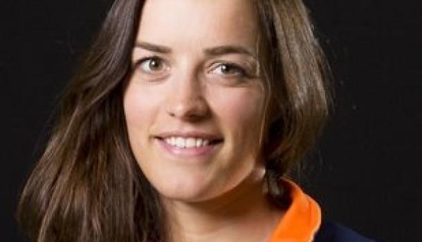 Amber van Zomeren (LW1x) vierde in B-finale
