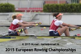 Hogerwerf & Van Rooijen (W2-) derde in B-finale