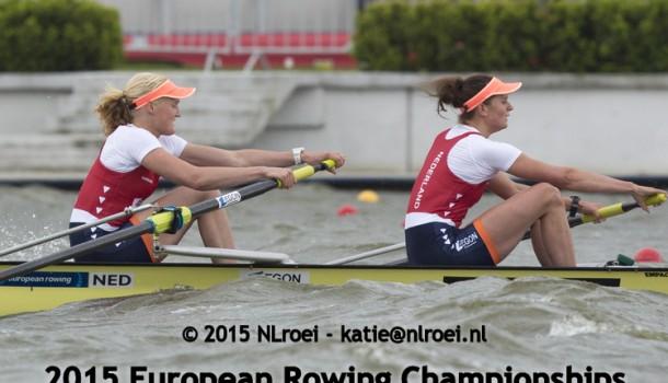 Van Rooijen & Hogerwerf (W2-) naar halve finale