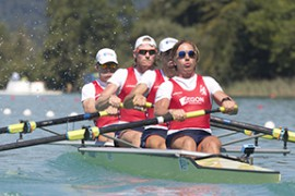 Britten blijven zweven boven olympische boordboten