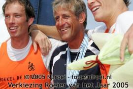 Amsterdamse roeiers genomineerd