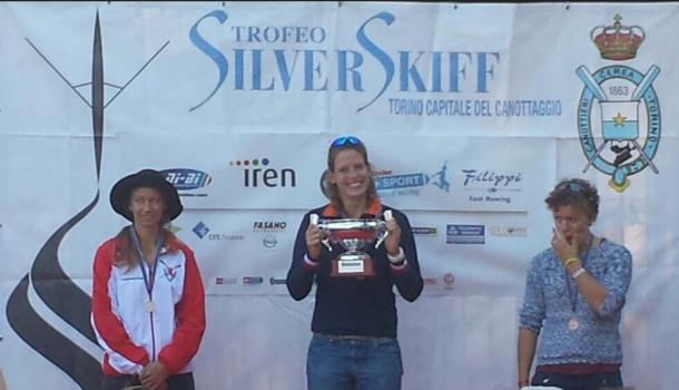 Carline Bouw wint Silverskiff
