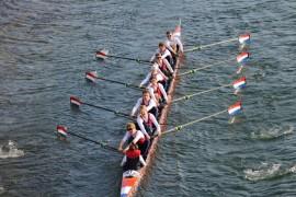 Nederlandse jongens weer aan kop