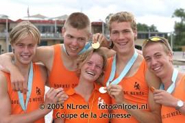 Een medaille in Rio is streven van Nienke Van Zijp