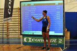 Grieks meisje scherpt ergometerrecord aan: 6:28.2