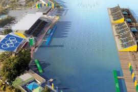 Drijvende tribune roeibaan Rio wegbezuinigd