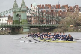 Joanneke Jansen mikt op plek in Blue Boat