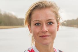 Tilburgs talent Amber Kraak vaart eigen koers