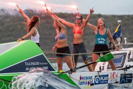 Oceaanrecords voor Britse vrouwen
