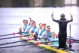 Cambridge wint mannenversie Boatrace