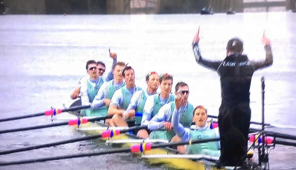 Cambridge wint mannenversie Boatrace