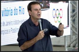 """Burgemeester Rio: """"Koop geen kaartjes voor roeien"""""""