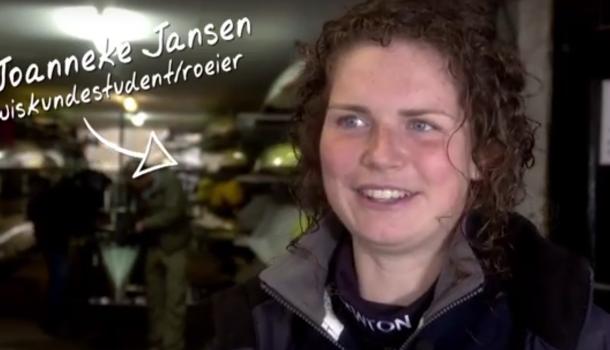 Joanneke Jansen met Oxford favoriet bij Boatrace
