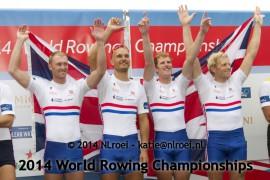 'Britten mikken op twee gouden boten'