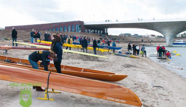 RV De Waal in de problemen met botenloods