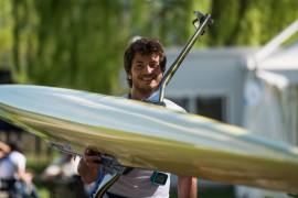 Stef Broenink skifft in Luzern naar A-finale