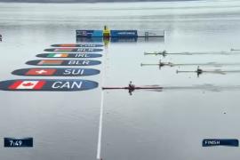 Nederlandse Zeeman wint skiff onder Canadese vlag