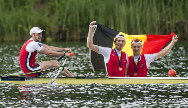 Duivels dilemma in België: met skiff of dubbel naar Rio