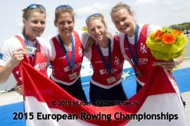 Voorbeschouwing Europese Kampioenschappen: vrouwen
