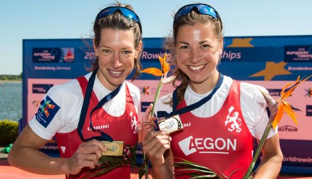 """Europees kampioen Maaike Head: """"Morgen leef ik op een roze wolk"""