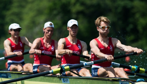 Licht olympisch roeien ter discussie