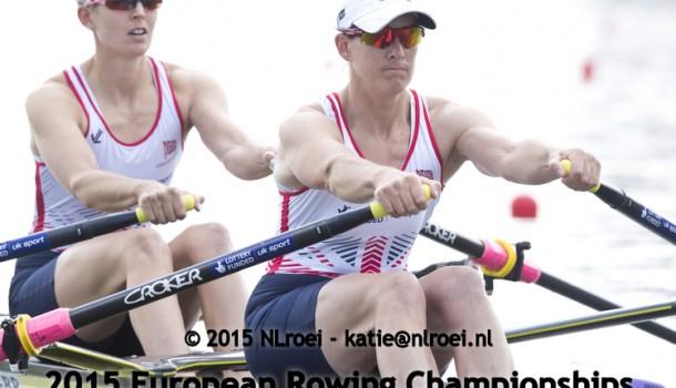 Britse olympische roeiploeg nog steeds niet rond