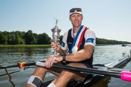 Drysdale wint voor vijfde keer Holland Beker