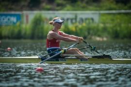 Lisa Scheenaard als eerste naar finale Ladies' Trophy