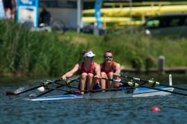 Oranje dubbels verslaan wereldkampioen Nieuw-Zeeland