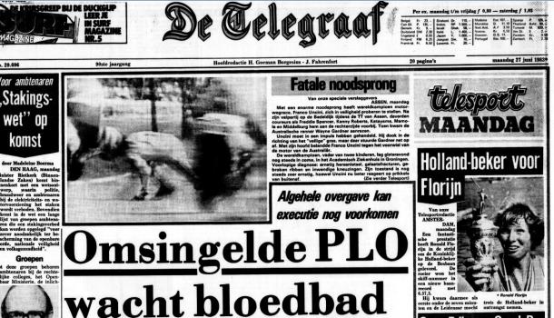 Doorbraak bij Holland Beker: 33 jaar geleden won Ronald Florijn