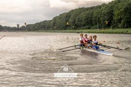 [NK junioren]: Drie titels voor vier jongens