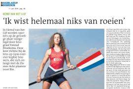 Sophie Souwer: 'Het is snel gegaan'
