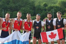 Russische dopingdubbelvier gediskwalificeerd