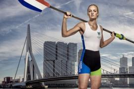 WK-vier geformeerd: Bernhard, Spruit, Vossen & De Vries