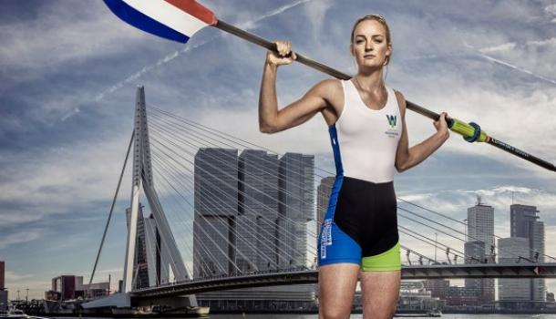 Rotterdam vandaag: Kwartfinales onder 23 skiffeurs en herkansingen
