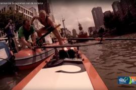 Primeur promotiefilmpje: Making of WK Rotterdam