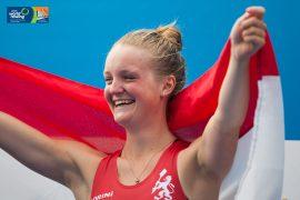 Marieke Keijser wint Faas Wilkes Sportprijs