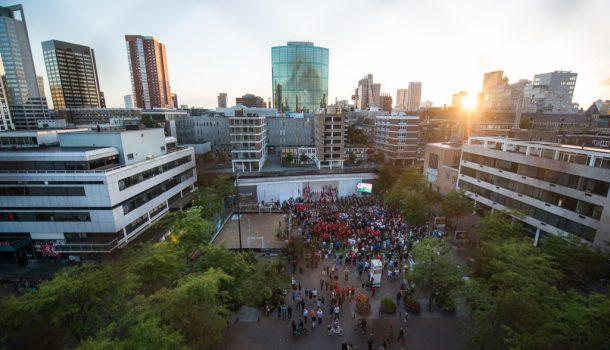 Rotterdam vandaag: Marieke Keijser opent virtueel haar WK