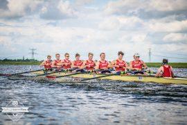 Rotterdam vandaag: Vier medailleraces onder de 23 jaar
