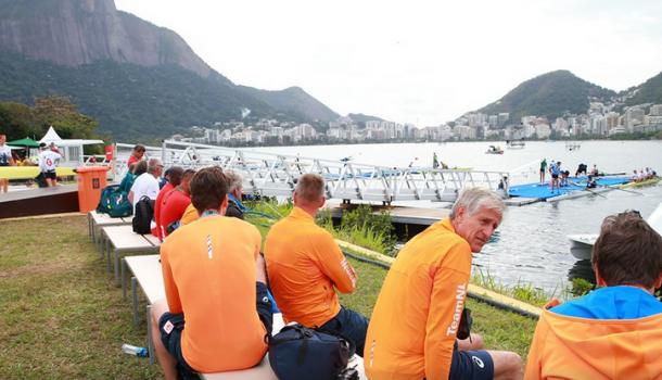 Rio vandaag: voorwedstrijden twee-zonder, lichte en vrouwenvier