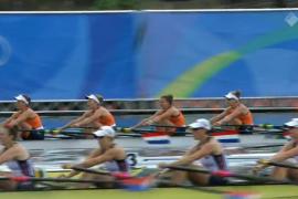 Rio: dubbelvier sprint naar winst in herkansing