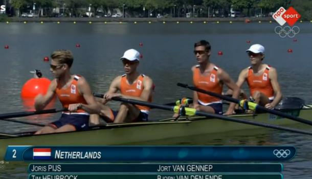 Nederland kiest voor olympische zware vrouwenvier en ruilt lichte mannenvier in