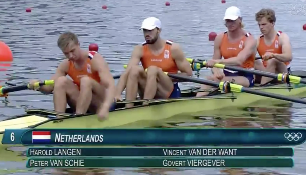 Holland Vier vechtend vijfde