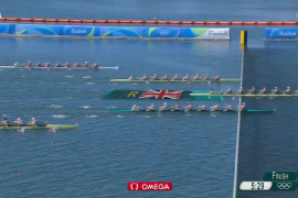 Holland Acht grijpt brons na strijd!