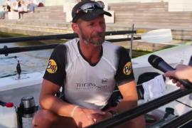 Ralph Tuijn roeit 850 Rijnkilometers in 7 dagen