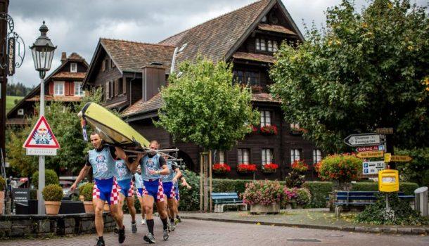"Björn van den Ende: ""Red Bull Race bizar zwaar"""