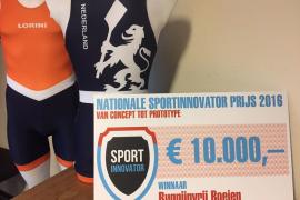 10.000 euro voor roeien zonder rugpijn