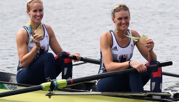Dubbel olympisch kampioen Heather Stanning kiest voor het leger